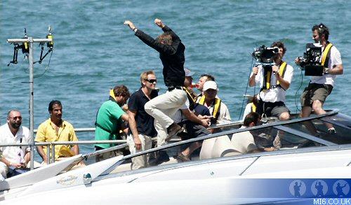 James bond 007 mi6 the home of james bond for Panama city beach party boat fishing