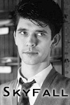Ben Whishaw Is Q