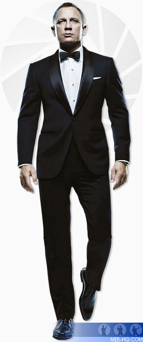 New James Bond movie: SPECTRE 'Bond 24' (2015), starring Daniel Craig
