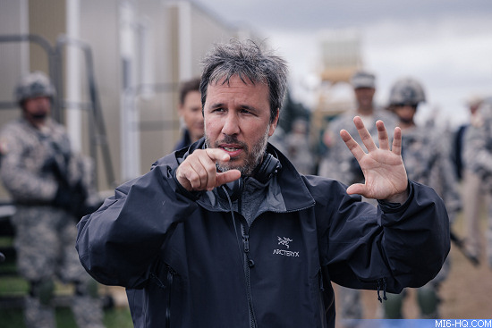 Denis Villeneuve Bond 25