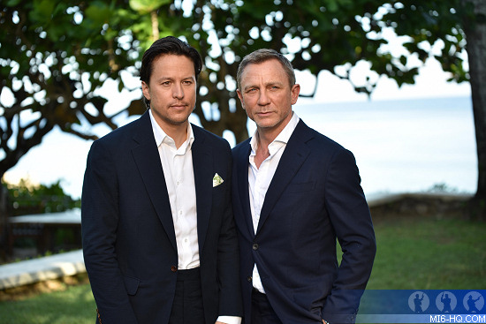Bond 25 reveal day Jamaica