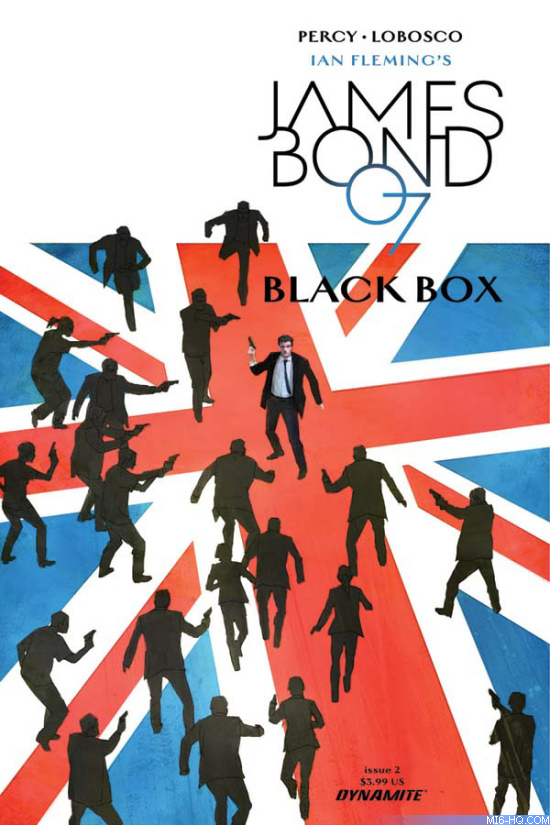James Bond Black Box