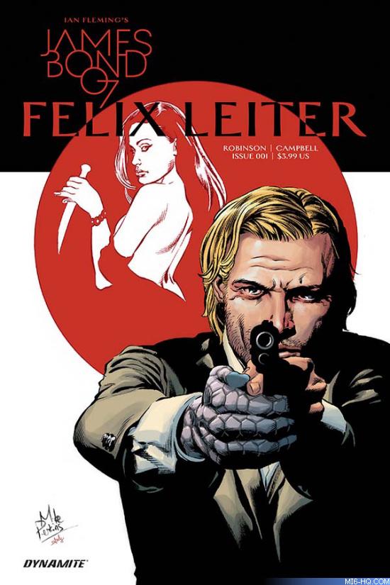 Felix Leiter comic book series