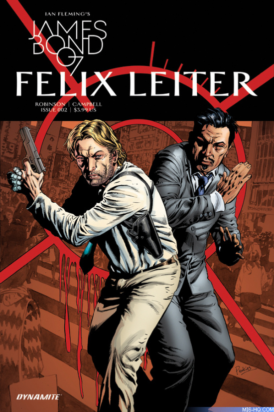 Felix Leiter comic book series