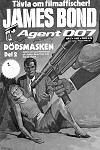 Semic James Bond Comic Books - 1983