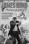 Semic James Bond Comic Books - 1985