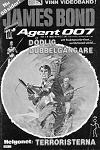 Semic James Bond Comic Books - 1986