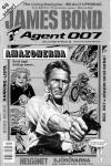 Semic James Bond Comic Books - 1987
