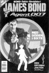 Semic James Bond Comic Books - 1988