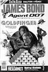 Semic James Bond Comic Books - 1989