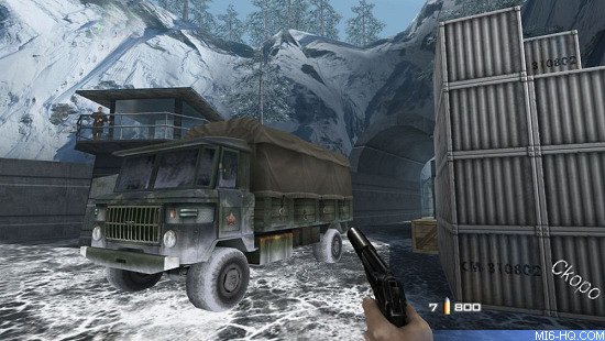GoldenEye 007 screenshot for Xbox Live Arcade