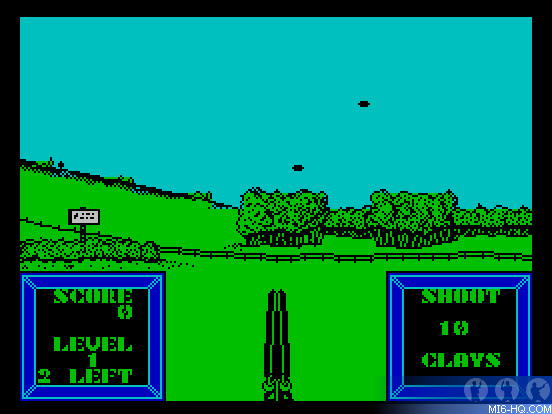 Lord Bromley's Estate screenshot for Sinclair Spectrum +2 128K