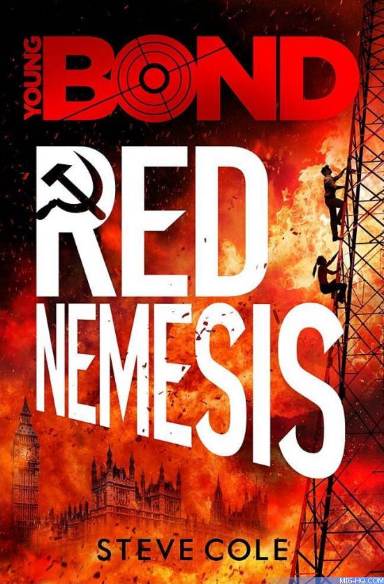 Young Bond Red Nemesis